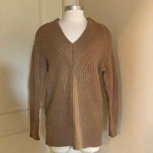 Banana Republic tan sweater
